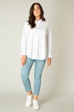 Base Level Curvy blouse Aliza