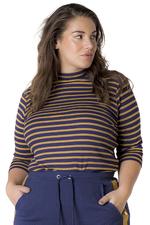 Shirt Yesta rib streep 74CM