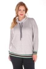 Trui Zizzi LUCCA lurex sweater