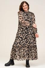Gozzip jurk Berlinda voile print