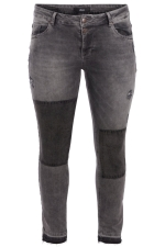 Jeans SANNA Zizzi knee patch