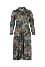Ophilia jurk Lisa jersey dessin