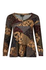 Ophilia shirt Renske print