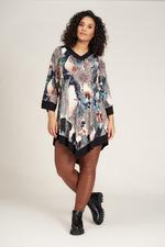 Studio tuniek Frida tricot print