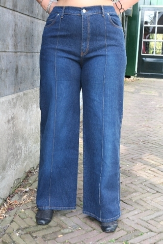 flare jeans broek extra lang