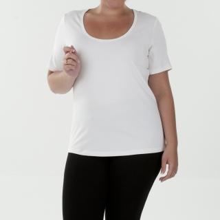 Shirt Verona L. Neck slim fit X-two