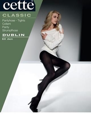 Grote maten Cette Panty Dublin 60den | 739-10blbl/1572XL=52-54
