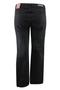 Jeans ZbyZ 5 pocket zwarte denim