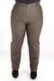 Broek Gaia jeans look | 12165brui42