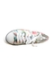 Grote maten Schoen E1 sneaker laag print | 77060bloe/prins37