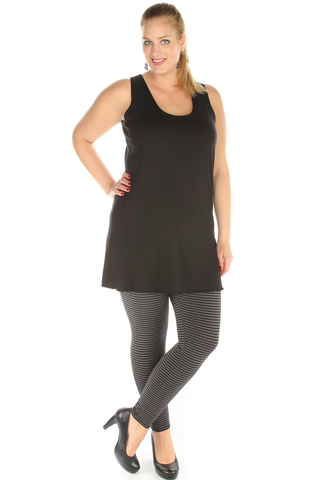 Legging Boris soft touch binnenkant