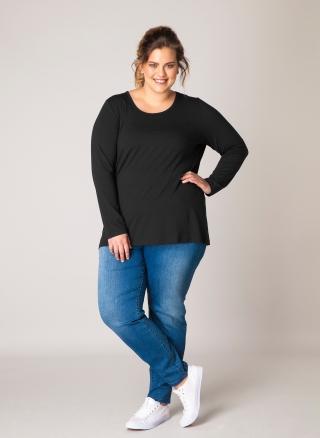 Grote maten Shirt Alegonda Yesta Basic | A7460Apgr2