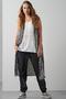 Grote maten Singlet Maxima fashion taille koord | 71756zwar54
