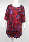 Tuniek Genoa Luna Serena tricot | 42205coba/roze46-60 big