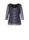 Grote maten Shirt Glans Yesta 76cm | A295727020