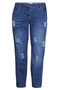 Grote maten Broek STOMP Zhenzi jeans | 2211406BLUE/853142