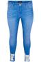 Grote maten Jeans Zizzi Amy cropped | M20036B102542