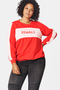 Trui Zizzi SAXI sweater female