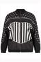 Vest Zizzi sportswear sterren