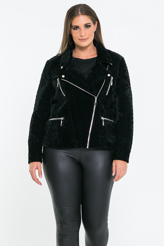Jack Mat fashion kort velours