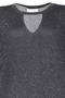 Grote maten Jurk Zhenzi FLORIN glans tricot | 2310423SILV/0903XXL=58