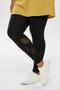 Grote maten Legging Only Carmakoma MESSIA mesh | 151722851779S-42/44