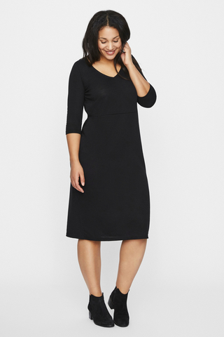 Jurk Junarose BUMPA midi dress