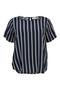 Shirt Only Carmakoma MAX streep