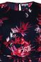 Tuniek Zhenzi DATURA bloem print