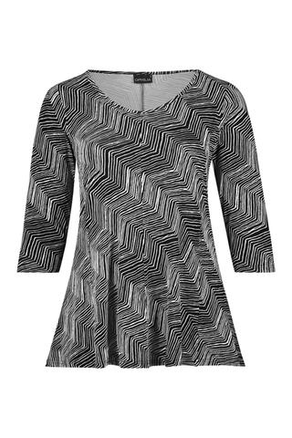 Shirt Ophilia Rachel print