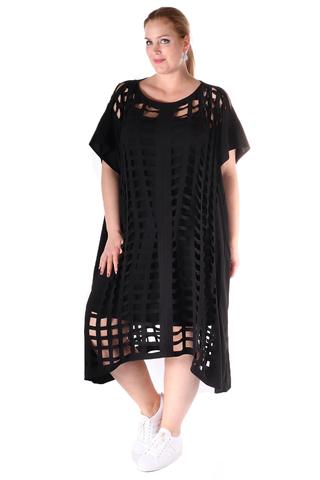 Jurk Mat fashion kaftan look