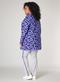 Vest Ivy Bella panter print 82 cm