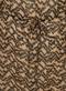 Grote maten Jurk NASTACIA Zizzi voile print | E04064ABrow/zebrs
