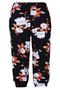 Broek Zhenzi BEATRIX 7/8 tricot bloe