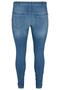 Jeans AMY Zizzi rafel rand zijnaad | J99920A102556 | Kleding | Zizzi