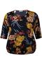 Shirt LOMMER Zhenzi bloemprint