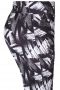 Sportlegging ROURKE Zhenzi print | 2607901BLAC/0900L=50-52