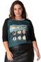 Shirt Yesta opdruk voor 78CM