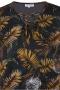 Grote maten Tuniek blouse Zhenzi combi print | 2608402BUGR/6950L=50-52