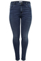 Grote maten Jeans AUGUSTA ONLY Carmakoma high wa | 15186392deni/3242