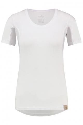 Grote maten RJ Good Life Sweatproof T-Shirt | 32-022Wit/000XL=44