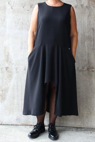 Jurk Mat fashion wijd kort voor