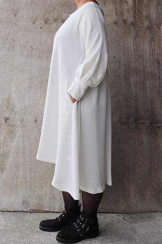Jurk Mat fashion Alijn crepe