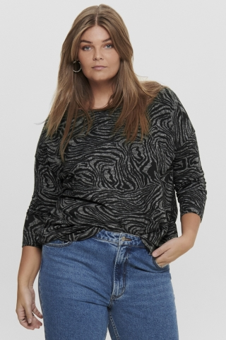 Shirt-ALBA-ONLY-Carmakoma-print