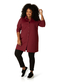 Grote maten Blouse Willike BY BELLA 100CM | 40151P05748(1)