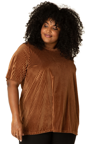Grote maten Shirt Fatima BY BELLA 80CM | 40266P01446(0)