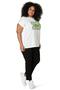 Grote maten Shirt Uwayne BY BELLA 72 cm | 32189P0091 (48)