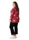 Grote maten Shirt Hanne 77 cm Yesta | A393196003X-0(44)