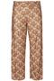 Broek MILANO Junarose crincle print | 210108812529XXL-54/56