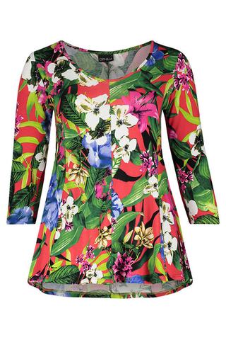 Grote maten Shirt Rachel-B sleeve Ophilia | Rachel-B 20 sleered/flow3=46
